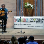 Andrey Usachev Concert at Bright Minds Center